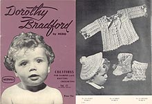 Dorothy Bradford Vol. 22: Creations for Hairpin Lace, Knittin, Crocheting