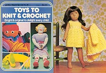 Golden Hands Special No 21: Toys to Knit and Crochet