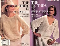 Coats & Clarks Book No. 313: The Big Thing in Sweaters