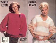 Coats & Clarks Book No. 314: Sweater Dressing