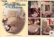 LA Heirloom Crochet for the Bedroom