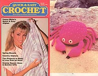 Quick & Easy Crochet, Spring 1986
