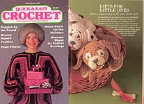 Quick & Easy Crochet, Fall/Holiday 1986