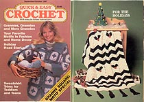 Quick & Easy Crochet, Sept/ Oct 1987