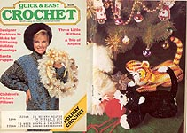 Quick & Easy Crochet, Nov/Dec 1987