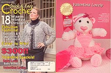 Quick & Easy Crochet, Jan/ Feb 2005