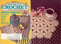 Quick & Easy Crochet, Jul/ Aug 1991