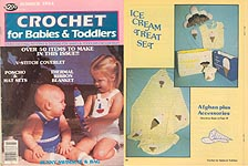 Crochet For Babies & Toddlers, Summer 1984
