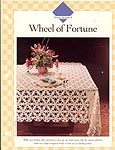 Vanna's Afghan and Crochet Favorites: Wheel of Fortune Table Cloth
