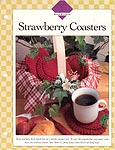 Vanna's Afghan and Crochet Favorites: Strawberry Coasters