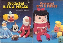 Jan Hatfield Crocheted Bits & Pieces