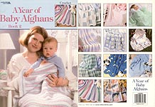 LA A Year of Baby Afghans, Book 2 (2002)