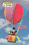 Annie's Attic Up, Up, & Away Hot Air Balloon to crochet