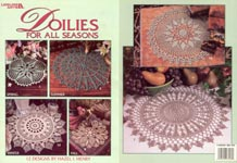 LA Doilies for All Seasons