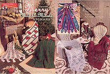 Annie's Attic Merry Mile- A- Minute Afghans