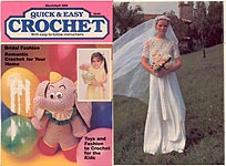Quick & Easy Crochet, Mar-Apr 1989