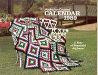 Hooked on Crochet! Calendar 1989
