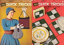 Coats & Clark Book No. 307: Quick Tricks to Crochet and Knit