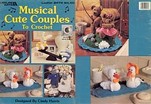 LA Musical Cute Couples to Crochet