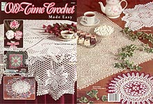 HWB Old- Time Crochet Made Easy