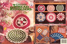 Annie's Attic Crochet Collectable Thread Potholders