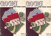 Book No. 67: Crochet For Your Home