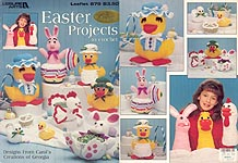 Leisure Arts Easter Projects to Crochet
