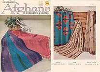 Star Book No. 154: Afghans Crocheted and Knitted