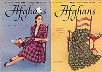Coats & Clark's Afghan Book No. 289: Afghans To Crochet