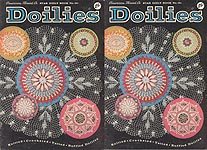 Star Doily Book No. 151: Doilies-- Knitted, Crocheted, Tattled, Ruffled