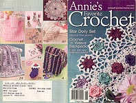 Annie's Favorite Crochet, #123, June 2003