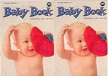 Star Book No. 111: Baby Book, Crocheted and Knitted
