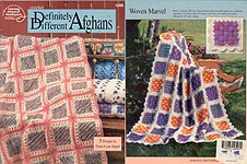 ASN Crochet Definitely Different Afghans