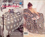 Patons Colourful Afghans to Crochet