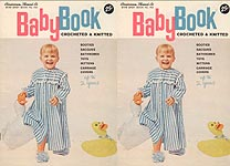 Star Book No. 153: Baby Book, Crocheted and Knitted