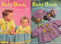 Coats & Clark's Baby Book No. 502: Baby Book Knit and Crochet