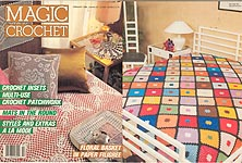 Magic Crochet No. 52, Feb. 1988