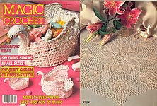 Magic Crochet No. 53, Apr. 1988