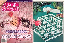 Magic Crochet No. 101, Apr. 1996