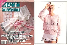 Magic Crochet No. 102, June 1996