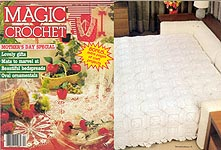 Magic Crochet No. 41, Apr. 1986