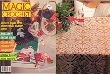 Magic Crochet No. 56, Oct. 1988