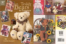 Annies Attic Teddy Bears To Treasure