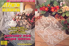 Magic Crochet No. 88, Feb. 1994