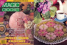 Magic Crochet No. 89, Apr. 1994