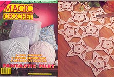Magic Crochet No. 90, June 1994