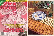 Magic Crochet No. 91, Aug. 1994
