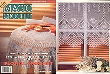 Magic Crochet No. 106, Feb. 1997