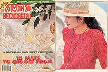 Magic Crochet No. 108, June 1997