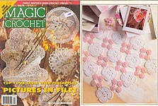 Magic Crochet No. 112, Feb. 1998